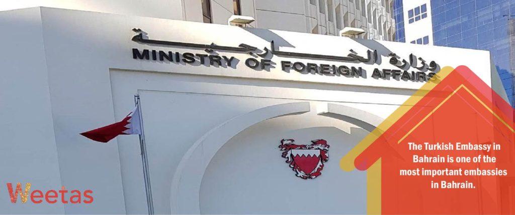 Turkish Embassy in Manama