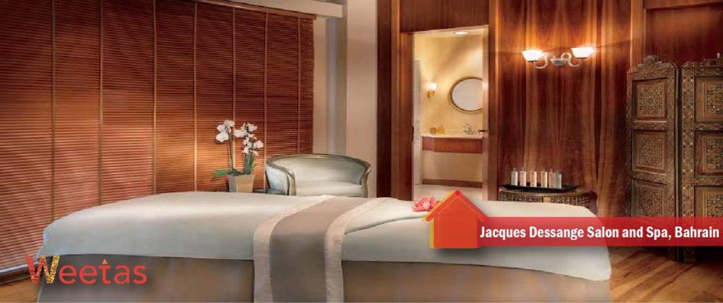 Jacques Dessange Salon and Spa