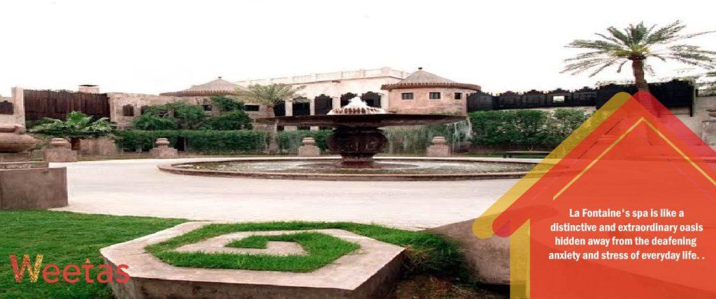 La Fontaine Centre of Contemporary Art