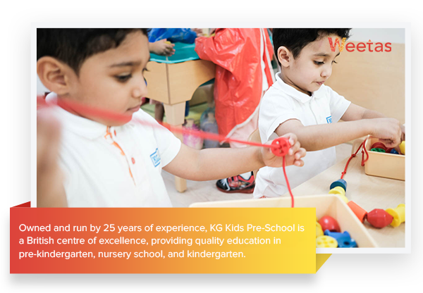 KG KIDS PRE-SCHOOL