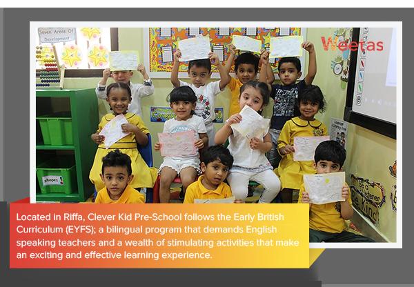 CLEVER KID PRE-SCHOOL