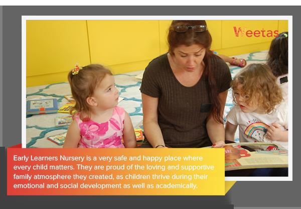 EARLY LEARNERS NURSERY - Preschools in Bahrain