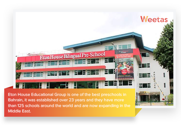 ETON HOUSE INTERNATIONAL PRE-SCHOOL