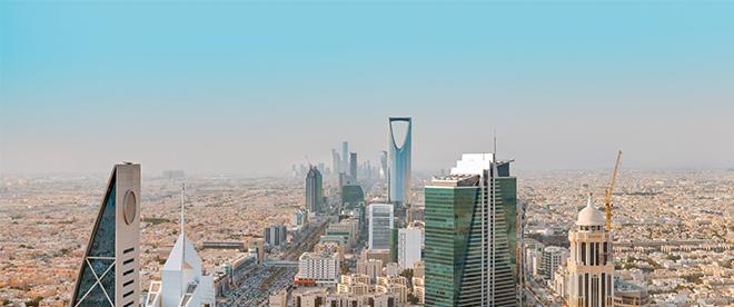سوق العقارات السعودية