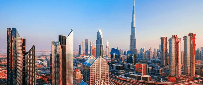 الإمارات العربية المتحدة - صناديق الريت