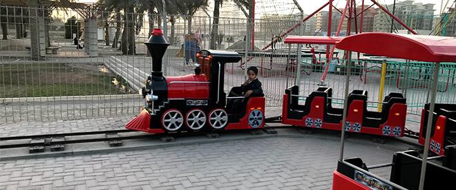مملكة الأطفال - الاماكن الترفيهية في البحرين