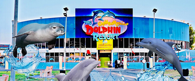 The Dolphin Resort - Kids activities in Bahrain