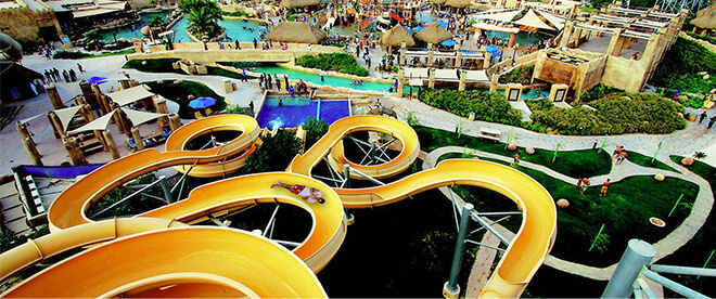 The Lost Paradise of Dilmun Waterpark