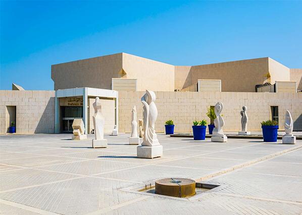 اكتشف متحف البحرين الوطني