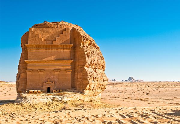 موقع الحجر الأثري (مدائن صالح)