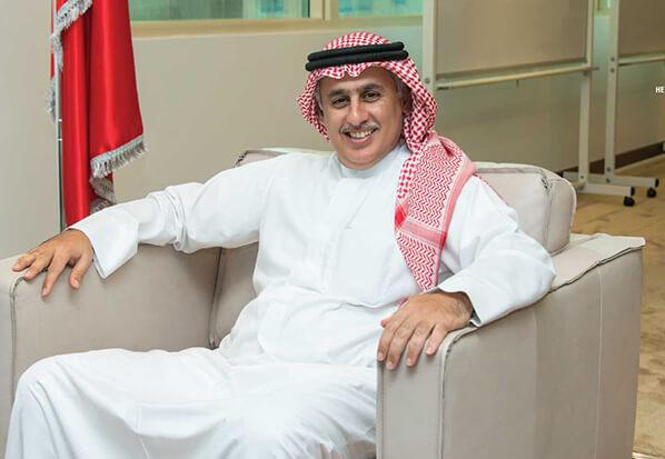 زيارة وزير الصناعة و التجارة و السياحة لموقع مركز البحرين الدولي للمعارض و المؤتمرات في الصخير