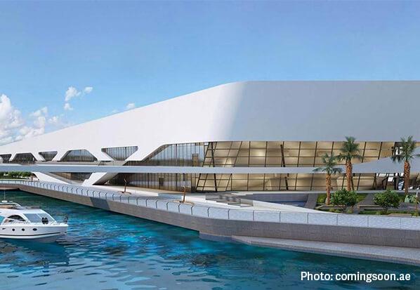 ذا ناشونال اكواريوم، الإمارات العربية المتحدة