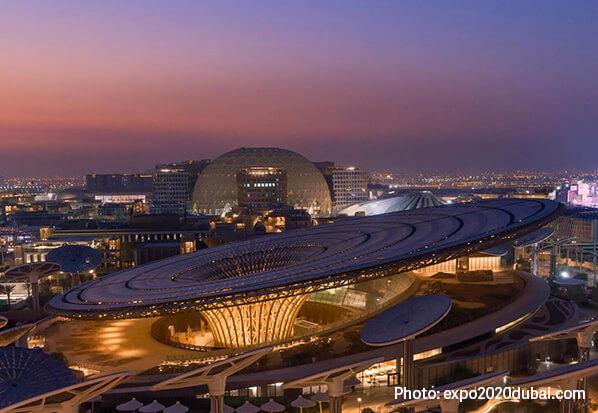 Expo 2020, UAE