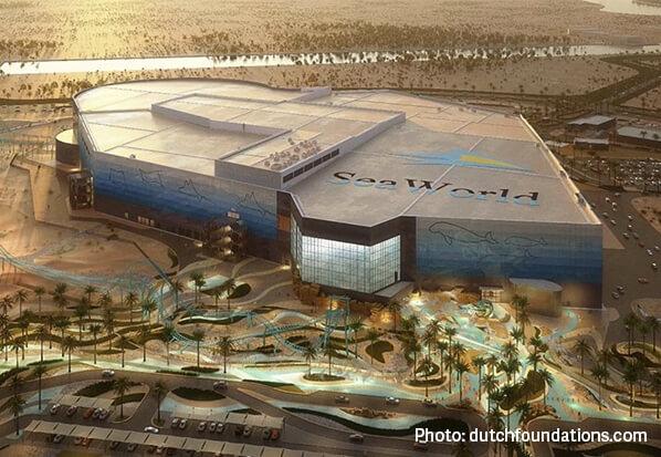Sea World Abu Dhabi, UAE