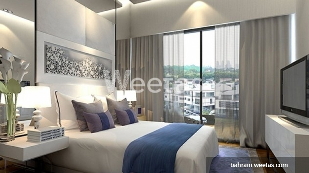 City view bedroom