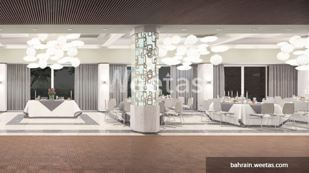 Events hall in Bahrain