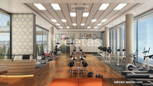 Fitness gym in Juffair
