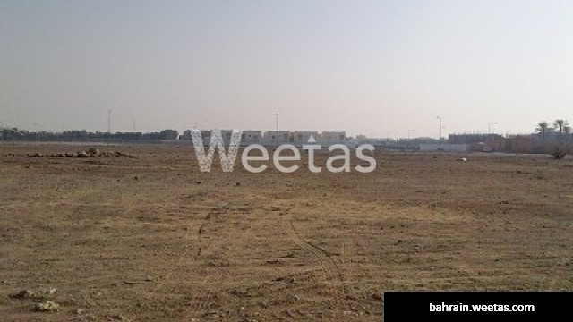 A large land for sale