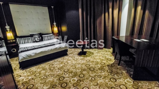Elegant bedroom design Bahrain