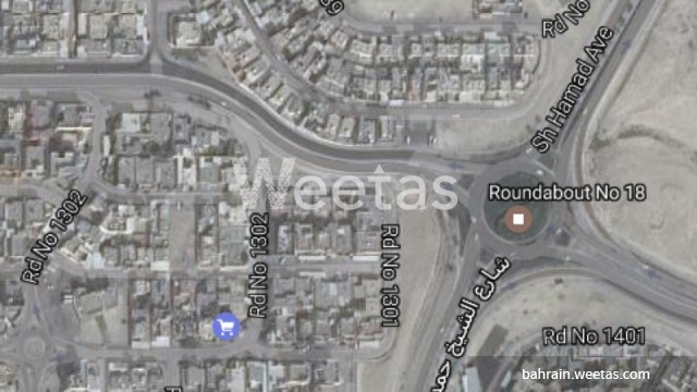 Residential land in Hamad Town