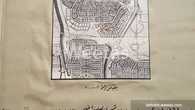 Land location in Hamad Town