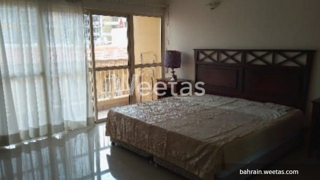 Furnished bedroom in Manama