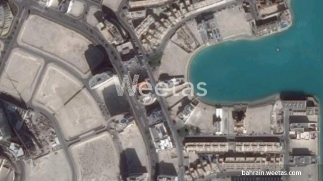 Land for sale in Amwaj