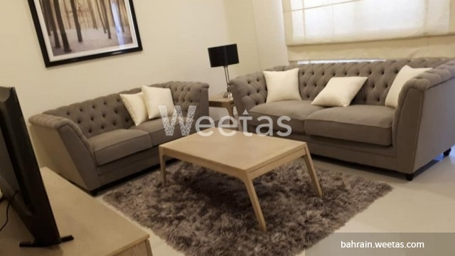 Furnished living room