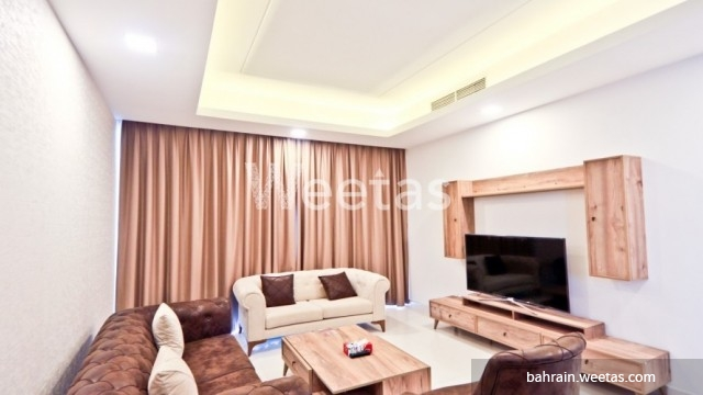 Fully furnished living