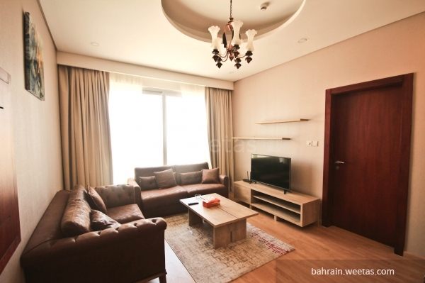 Fully Furnished One Bedroom Apartment Near The American Navy Base For Rent