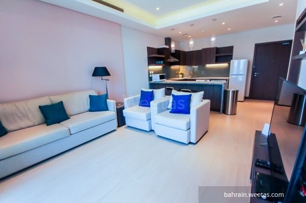 Exquisite One Bedroom Apartment For Rent Near City Centre Bahrain