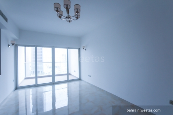 Empty space for dining room