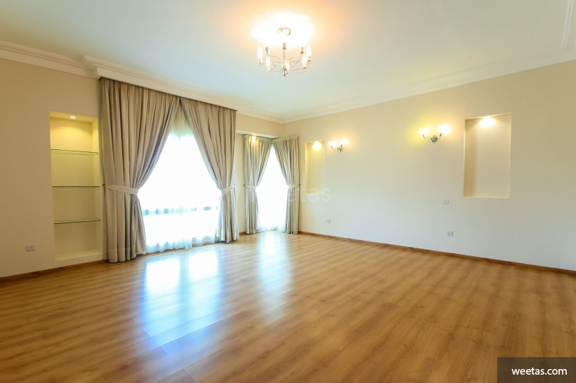 large rooms