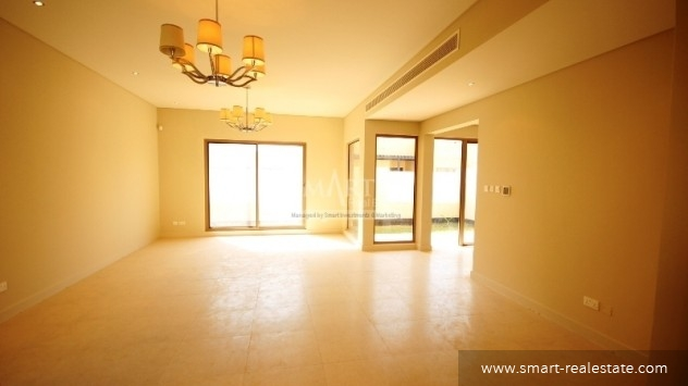 Four Bedroom Villa for Rent Semi Furnished in Janabiya