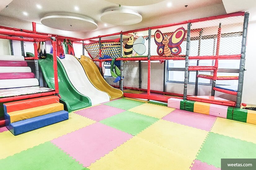 playing area