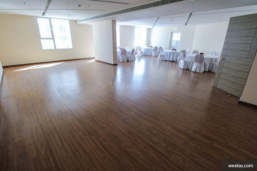 party hall