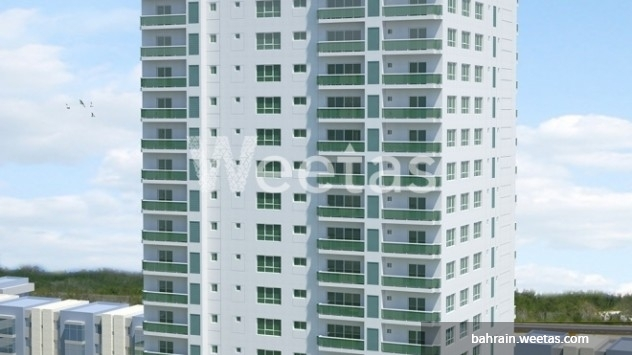 Deluxe residential tower