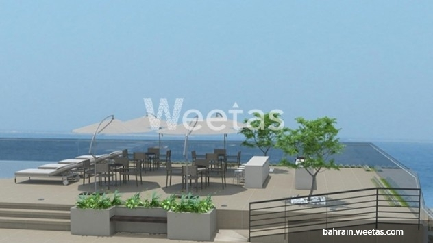 Dazzling sea view in Burooj Residence