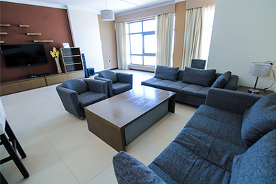 Residential apartment for rent in Juffair