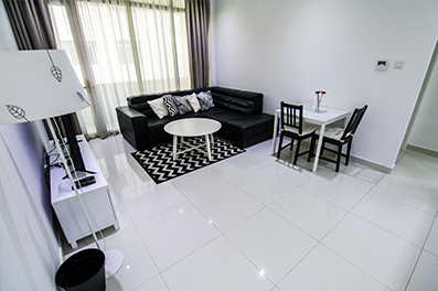 Fully furnished one bedroom apartment for rent in Juffair