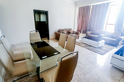 3 BR flat for rent in Sanabis
