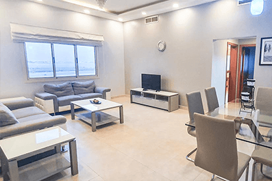 Luxurious finishing apartment for rent