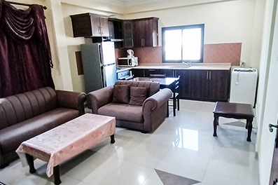 Lovely residential apartment for rent