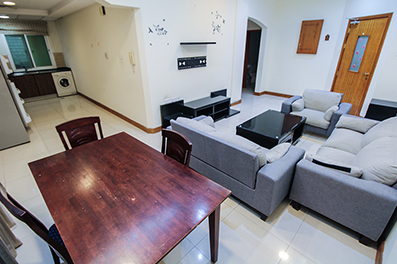 Nice fully furnished flat for rent