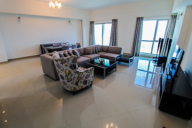 apartment in Amwaj