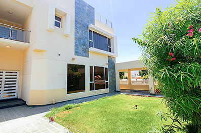 4 bedroom villa with private pool for rent
