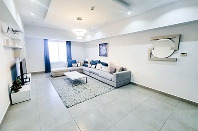 Fully equipped apartment for rent
