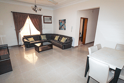 Fine furnished apartment for rent