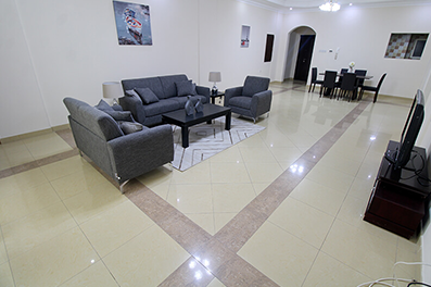 A spacious residential apartment for sale