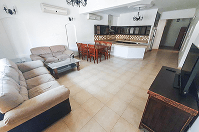 Spacious nice apartment for rent